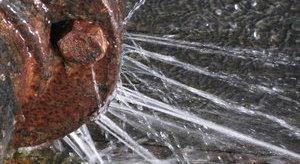 Water Damage Pipe Burst Situation